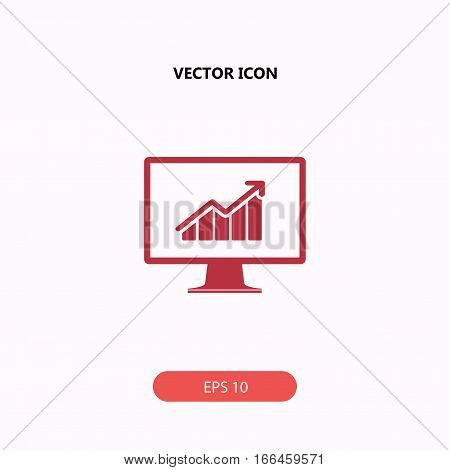 graph on monitor screen Icon, graph on monitor screen Icon Eps10, graph on monitor screen Icon Vector, graph on monitor screen Icon Eps, graph on monitor screen Icon Jpg, graph on monitor screen Icon Picture, graph on monitor screen Icon Flat, graph on mo