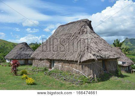 Navala Village Fiji