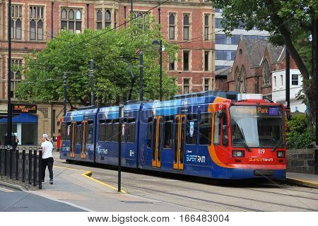 Stagecoach Supertram