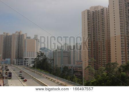 Public Housing, Real Estate Sau Mau Ping
