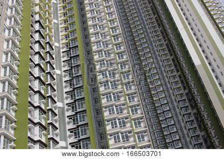 Apartment Building  On Tat Estate