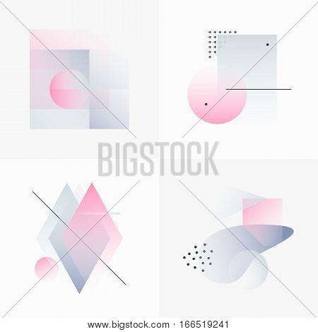 Gradient Geometry Forms 09