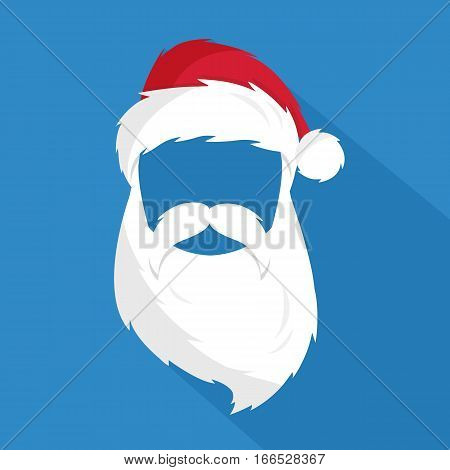 Santa Claus. Merry Christmas and Happy New Year. Ho-Ho-Ho!