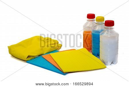 wipes for cleaning and wiping gloves and liquid