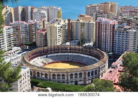 bullring is traditional arena for Spanish culture
