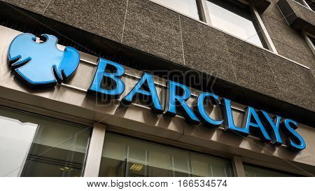Barclays Bank, Uk