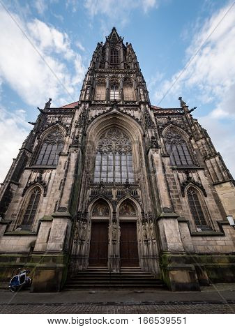 Lambertikirche (st. Lamberti's Church), Munster, Germany