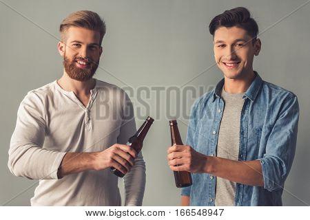 Attractive Young Men