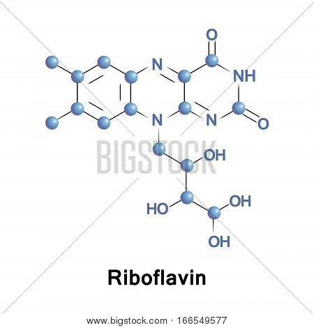 Riboflavin, also known as vitamin B2, is a vitamin found in food and used as a dietary supplement. As a supplement it is used to prevent and treat riboflavin deficiency and prevent migraines.