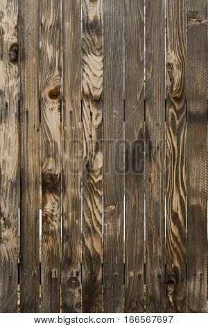 Vertical Weathered Wood Fence Texture with Strong vertical lines