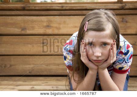 Sad Girl #1