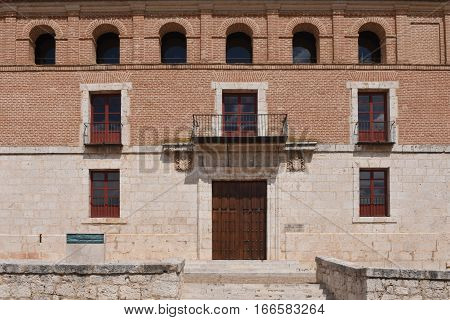 The House of the Treaty in Tordesillas Valladolid province Castilla y Leon Spain