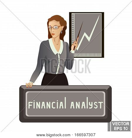 Profession Financial Analyst