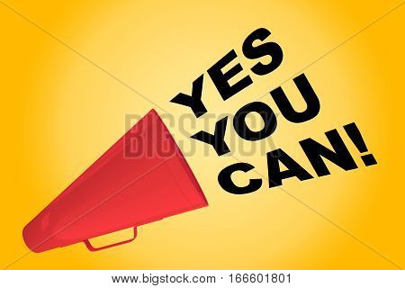 Yes You Can! Concept