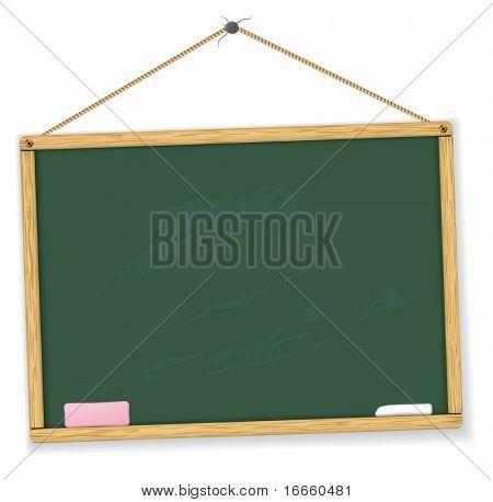 Vektor-Tafel. hoch detaillierte. leicht zu bearbeiten. Bildung-Vektor-Auflistung.