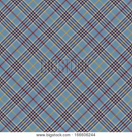 Tartan Seamless Pattern Background. Red Black Blue Gold and Camel Beige Plaid Tartan Flannel Shirt Patterns. Trendy Tiles Vector Illustration for Wallpapers.