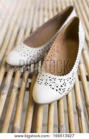 Save Download Preview white bridal shoesbride fees bride morning ladies shoes wedding fashion wedding stylish shoes