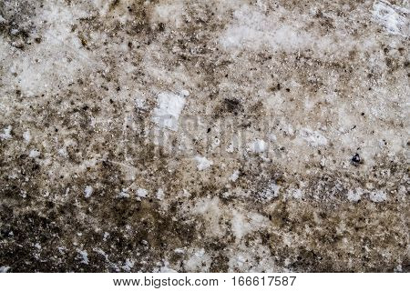 Ice, ice texture, abstract ice background, scabrous ice pattern, ice and snow