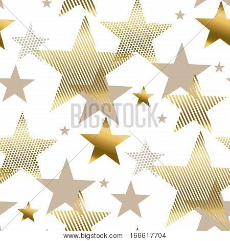 seamless triangle modern luxury pattern on black background. geometry arrow seamless festive amass style fabric sample. geometric pattern swatch vector illustration