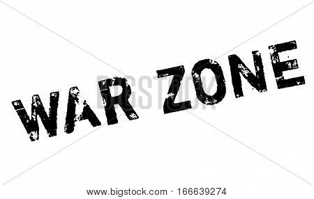 War Zone rubber stamp. Grunge design with dust scratches. Effects can be easily removed for a clean, crisp look. Color is easily changed.