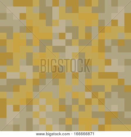 Pixel texture camouflage pattern Modern geometric background