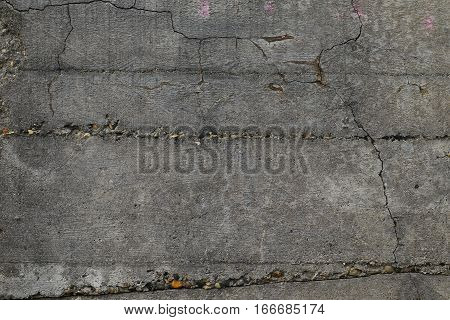 Background of an old weathered concrete wall