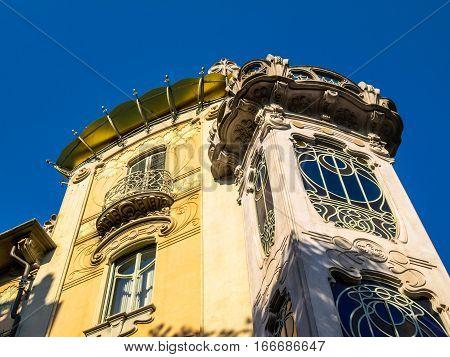 Hdr Casa La Fleur, Turin