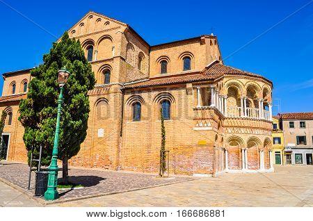 Hdr San Pietro Martire, Venice