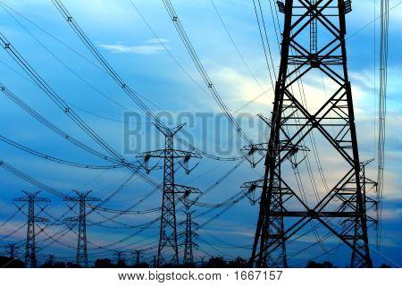 電力線 7