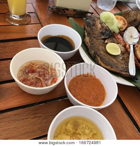 Food Restaurant Plate Fish