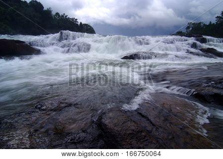 tatai waterfall Koh Kong Cambodia, Ta Tai waterfall is a semi-natural site located in Ta Tai village