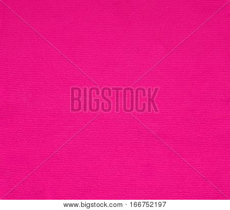 surface pink fabric cotton texture for background