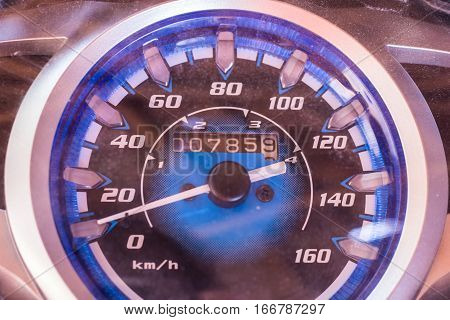 Speedometer Motorcycles , object , transport , no.
