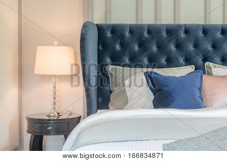 Luxury Bedroom With Classic Bed Style