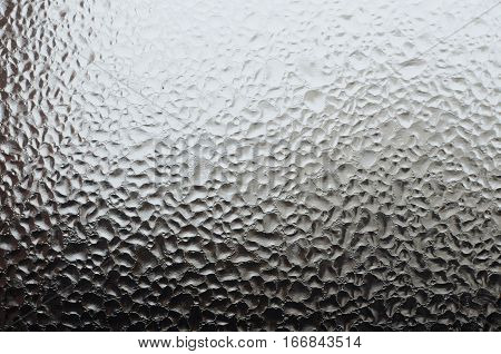 Window With Drops