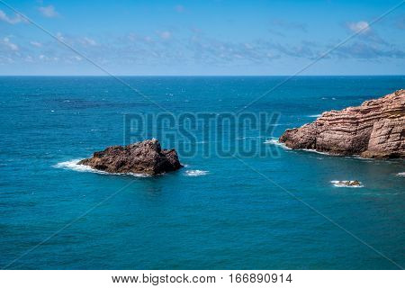 Portugal - Rock In The Atlantic Ocean