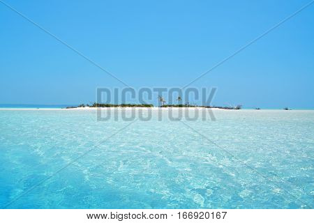 Nokanhui Atoll, Isle of Pines, New Caledonia, South Pacific Ocean