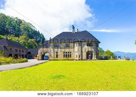 Haputale Saint Benedict Monastery Adisham Mansion