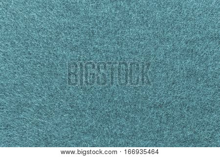 background and texture of blue green color of fleece fabric of big resolution