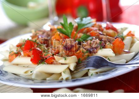 Pasta With Tuna Fish