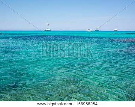 Crystal Waters Of Formentera