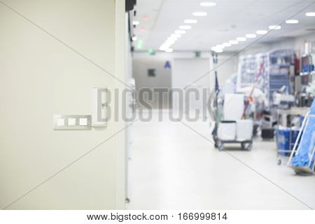 Hospital Ward Emergency Room