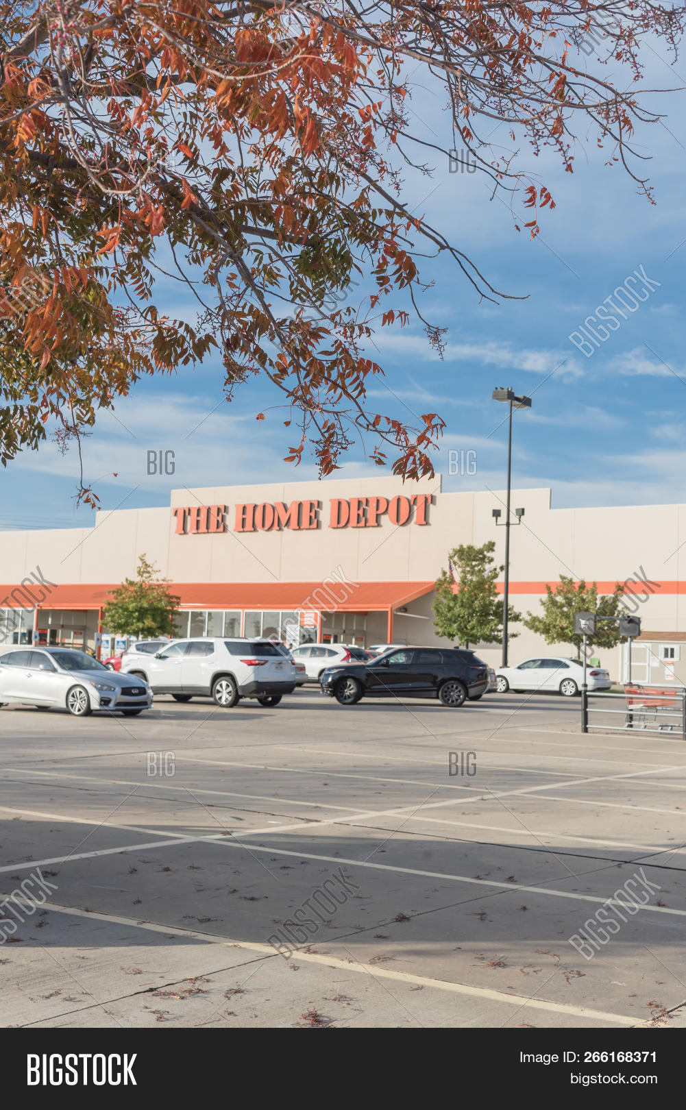 Looking Home Depot Image Photo Free Trial Bigstock