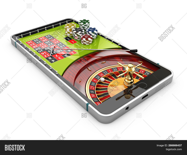 Roulette 3d online, free