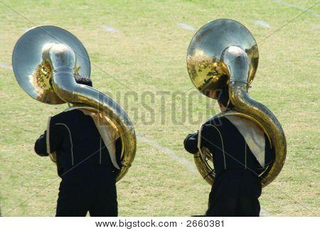 Two Tubas