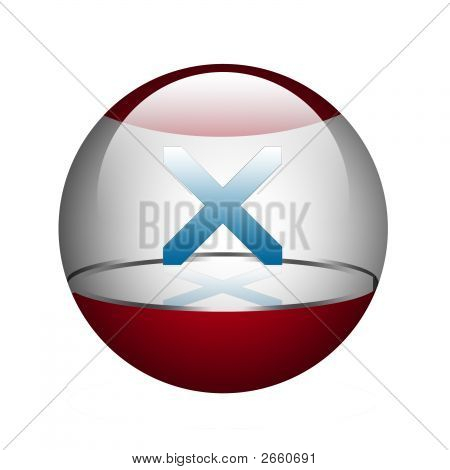 X Mark In The Sphere