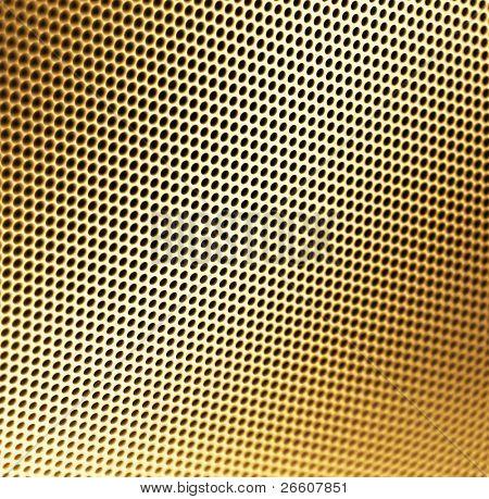 Golden mesh
