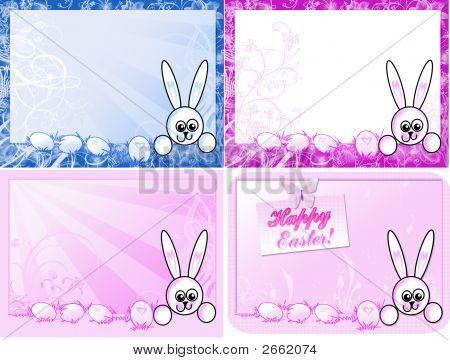 Eastr Four Cards