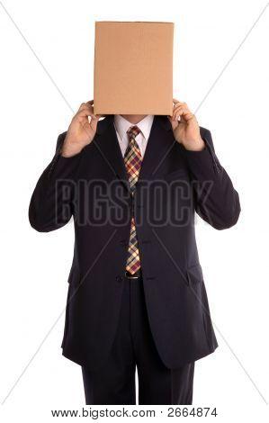 Box Man Reveal