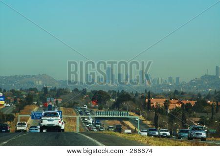 Freeway Into Midtown #2